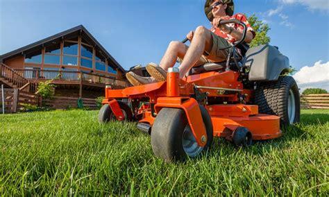 zero turn mower mowers money