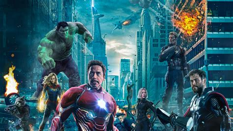 avengers  battle   york hd movies  wallpapers