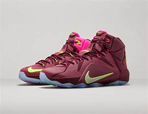 """Preview of Upcoming Nike LeBron 12 """"Double Helix ..."""