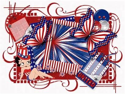 Patriotic Betty Boop Juillet Casimages Ange0259