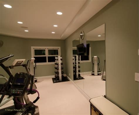 home idea with large door mirrors home gyms home gyms colors and paint colors