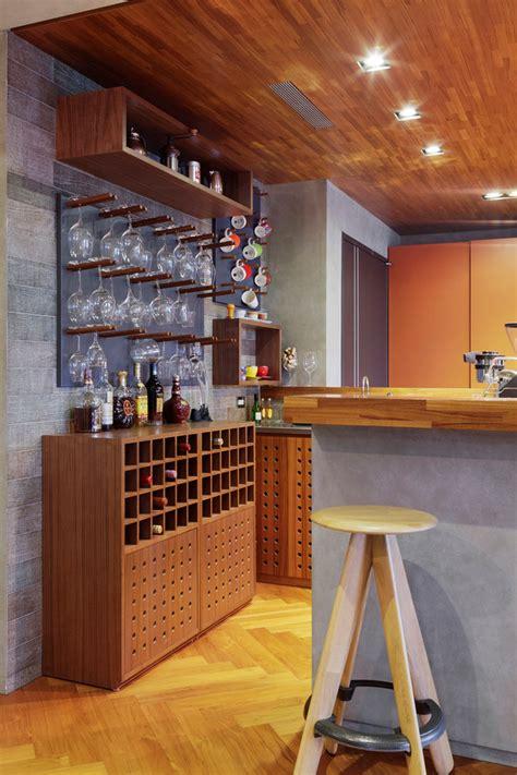 dazzling wall mounted wine racks  home bar contemporary  glass storage   wine glass