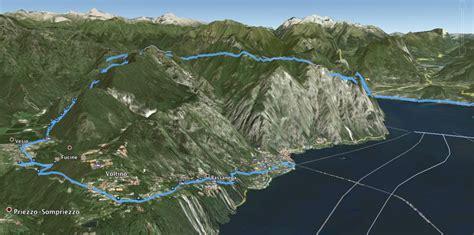 mountainbike torbole riva pregasina passo rochetta passo