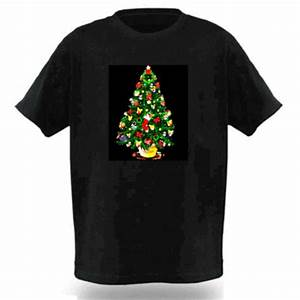 Wholesale Electro Luminescent Led Shirt With Music