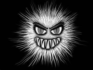 Küchenboden Schwarz Weiß : kostenlose illustration monster schwarz weiss augen kostenloses bild auf pixabay 426996 ~ Sanjose-hotels-ca.com Haus und Dekorationen