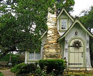 A Town of Storybook Houses and How They Came to Be