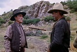 Ken Curtis and Sam Elliott in Conagher | Western movies ...
