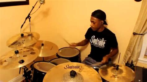 The Rock Boat X by Rock The Boat X Aaliyah X Drum Cover X Jw Wayne