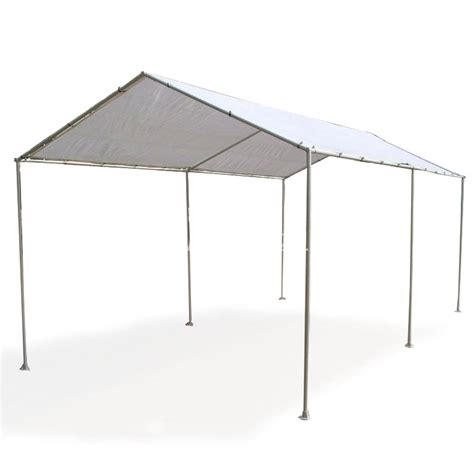 Replacement Carport Canopy Nonvalence 10 X 20 Garden Winds