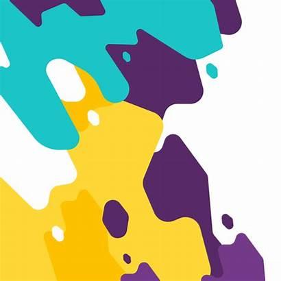 Splash Vector Abstract Background Transparent Vectors Svg