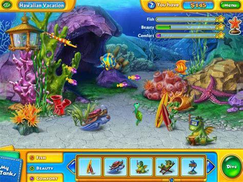 jeux de poisson aquarium personnaliser un aquarium avec les jeux fishdom pour pc francoischarron