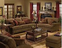 family room furniture Amber Fabric Modern 4347 Belmont Sofa & Loveseat Sofa w ...