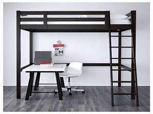 Lit Mezzanine Adulte Ikea : lit mezzanine adulte 2 places ikea plan de maison ~ Melissatoandfro.com Idées de Décoration