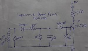 Hall Effect  Inductance Ammeter Spark Plug Wrap Help