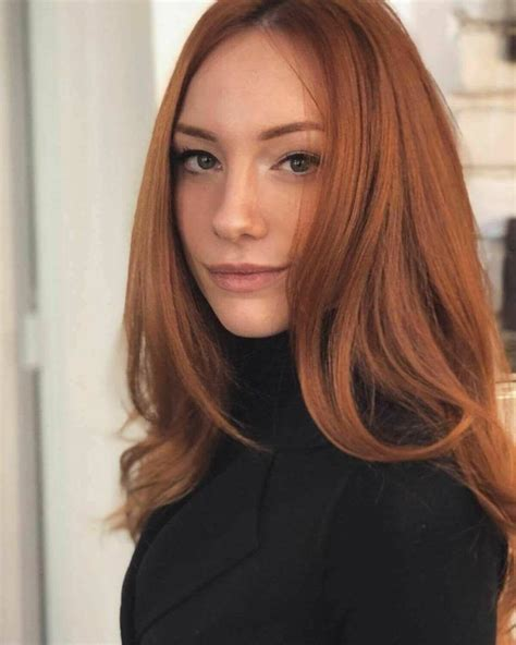 Red Hair Inspiration Redheads In 2019 Ginger Hair