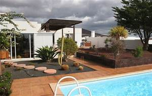 wwwdomizilede private rental villa for golfers gran With katzennetz balkon mit atlantic garden lanzarote playa blanca