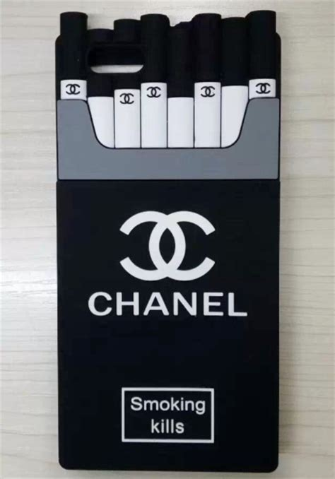 chanel iphone 5s case chanel cigarette iphone smoking kills iphone 5 5s 6 6 plus Chane