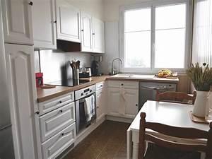 Cuisine Avant Après : r novation et d coration cuisine mon avant apr s ~ Voncanada.com Idées de Décoration