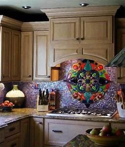 10, Incredible, Mosaic, Kitchen, Backsplashes