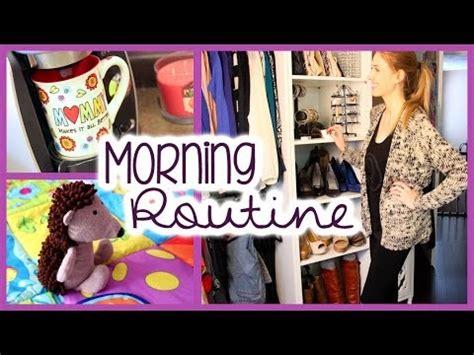 My Morning Routine  New Mom Edition!  Youtube