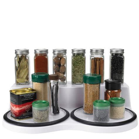 Oxo Spice Rack by Oxo Grips Rotating Spice Organiser Iwoot