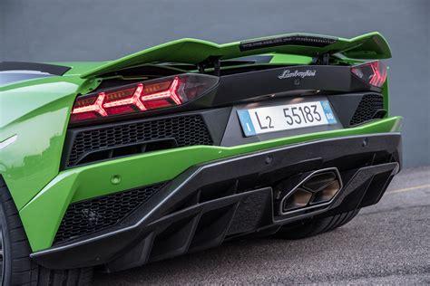 Lamborghini Aventador S Coup Montecristo