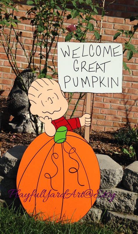peanuts halloween yard art decorationssnoopy halloween yard