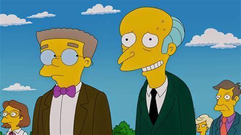 Smithers vai revelar-se como gay a Mr. Burns nesta 27ª ...