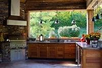 magnificent rustic outdoor kitchen ideas 18+ Kitchen Pendant Lighting Designs, Ideas | Design ...