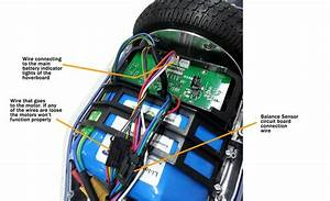 Hoverboard Repair Tutorial For Loose Connections And