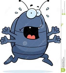 Pill Bug Cartoon