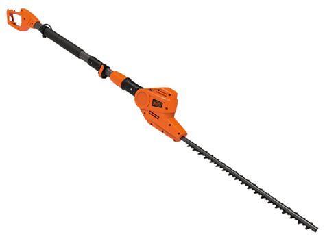 Black & Decker Ph5551 240v Pole Hedge Trimmer 550 Watt