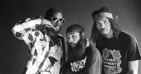 Hear Flatbush Zombies' Brooklyn Hip-Hop Playlist - Rolling