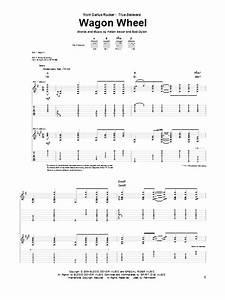 Wagon Wheel Sheet Music Direct