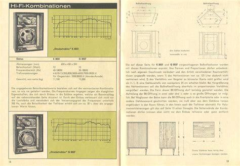 isophon catalogue katalog lautsprecher