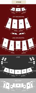 Theater Jacksonville Fl Seating Chart Stage