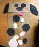 preschool playbook positively pets paper bag puppet pet 360 | 9ed84b559696da5a5617429ed5e5370a