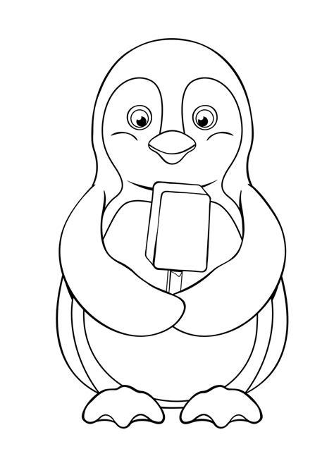 Kleurplaat Pinguins Boomhut by Pinguin Kleurplaat 36 Leuke Kleurplaten Pinguins