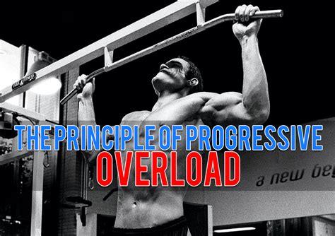The Principle of Progressive Overload - Top Fitness Magazine