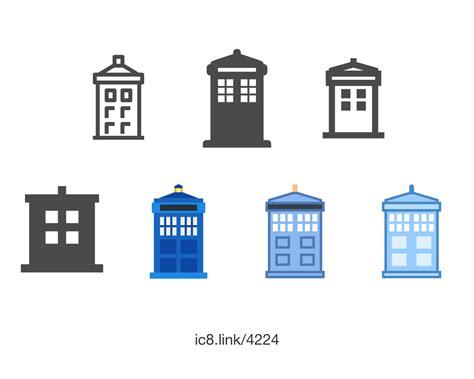 tardis icon    icons