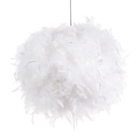 deckenleuchte federn deckenleuchte aus wei 223 en federn d 30 cm feathers len