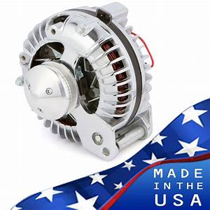 Chrysler Alternator 100 Amp 1