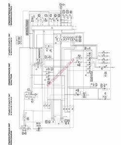Diagrama Yamaha Xt660r X