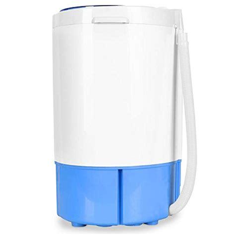 oneconcept db003 mini lave linge avec essorage mini machine 224 laver et essoreuse cing