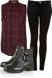 Outfits rockeros tumblr - | moda-inspiration | Pinterest | Trajes Del Concierto De Rock ...