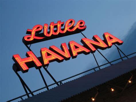 Miami Vice Boat Scene To Cuba by Little Havana Famous Sign Little Havana Pinterest