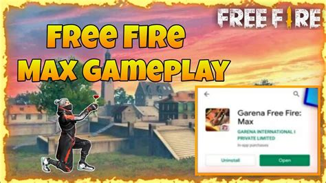 Free fire is the ultimate survival shooter game available on mobile. Free Fire Max Full Gameplay || Free Fire Max || Hd ...