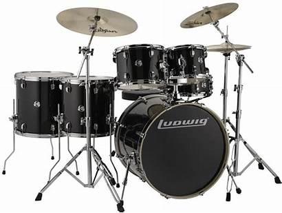 Ludwig Drum Element Complete Piece Kit Sparkle