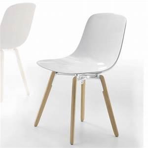Chaise Salon Design : chaise de salon pure loop infiniti zendart design ~ Teatrodelosmanantiales.com Idées de Décoration