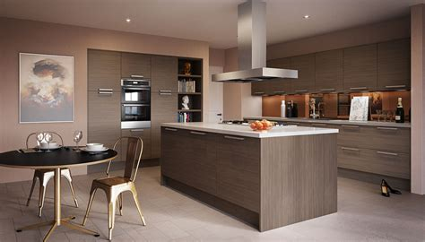 Contemporary Kitchens With Attention To Detail by Alpine Graphite Kitchen Style Ranges Magnet Trade